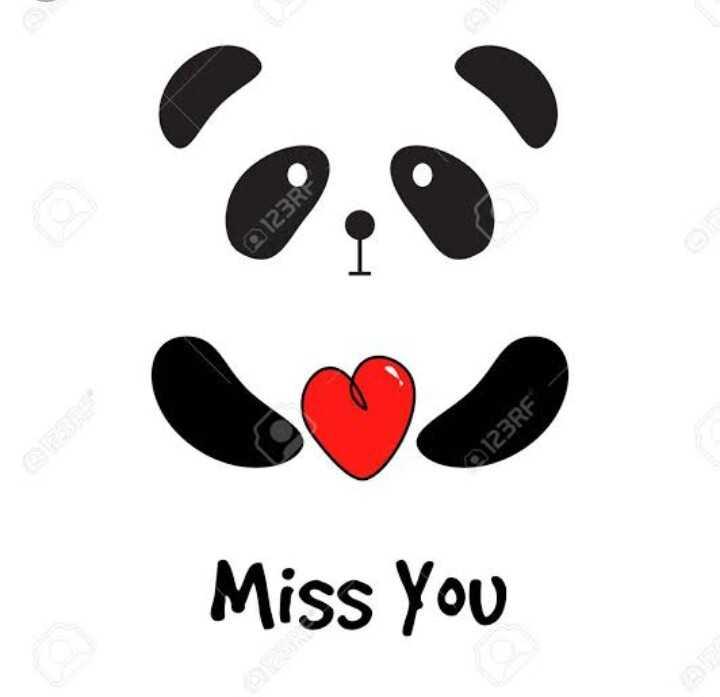 💕sher🦁 sherni🐯 love💞 - 01230 Miss You 123RF - - ShareChat
