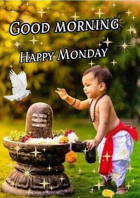 shubhodaya💓💞💓💞 - GOOD MORNING HAPPY MONDAY - ShareChat