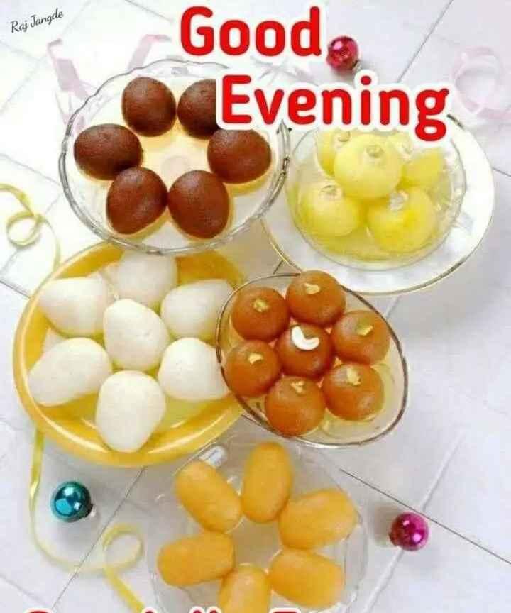 shubh sham - Raj Jangde Good Evening - ShareChat