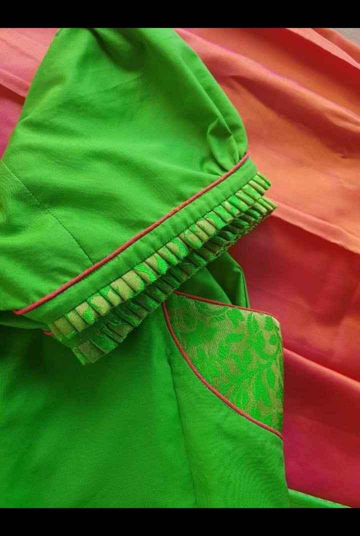simple blouse design - ShareChat