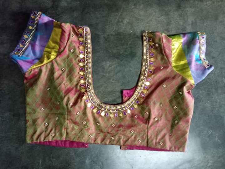 simple blouse design - M . 0000 tamiUIAN OUS கண் - PSYNTHITV N பப - ShareChat