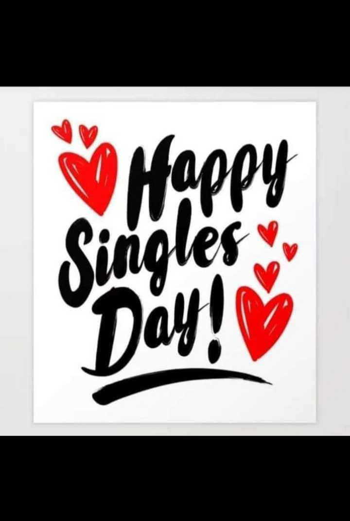 singel - Happy Singles Day ! - ShareChat