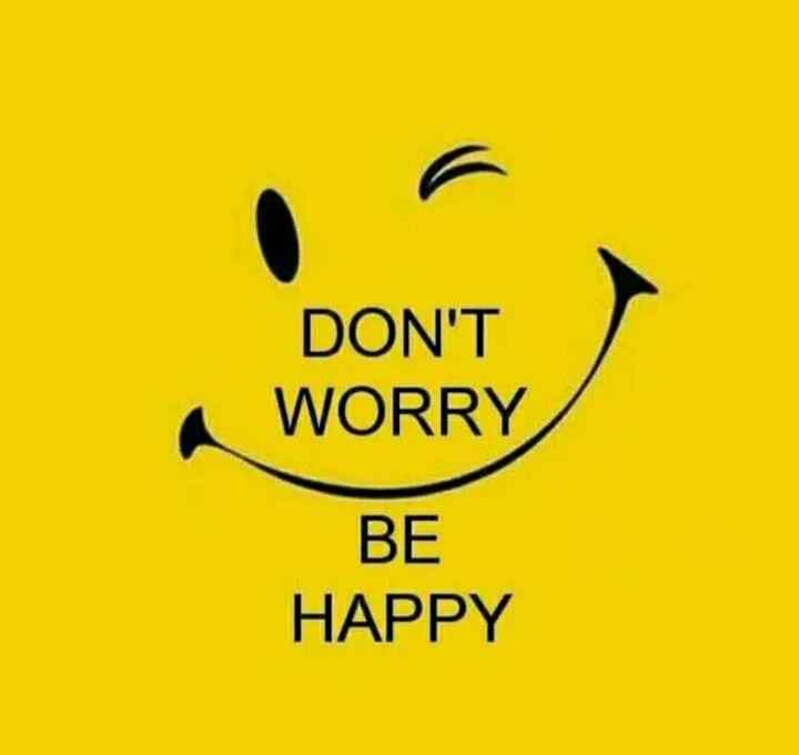 so cute smile - DON ' T WORRY BE HAPPY - ShareChat