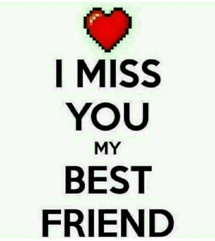soisob - I MISS YOU MY BEST FRIEND - ShareChat
