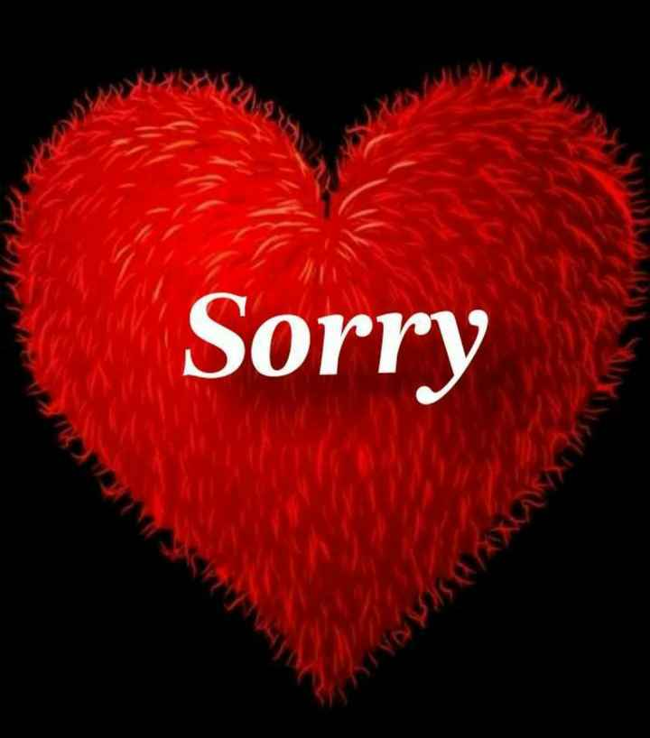 😔😔💔sorry 😭😭😭 - Sorry - ShareChat