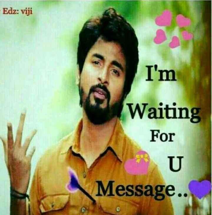 so sad - Edz : viji I ' m Waiting For U Message . . - ShareChat