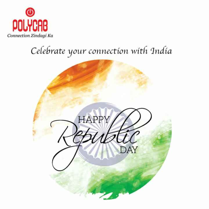 sp bevafai - POLYCAB Connection Zindagi Ka Celebrate your connection with India HAPPY D Republic 7 / / DAY - ShareChat