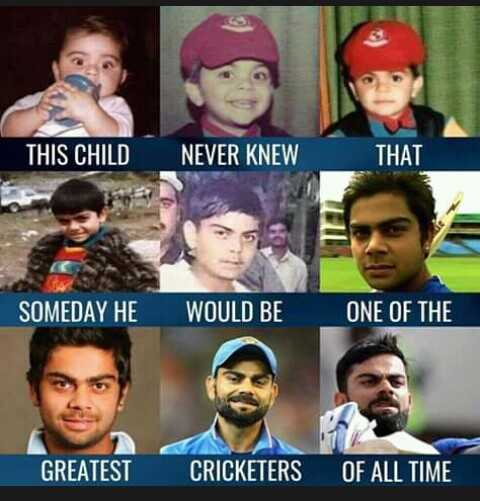 sports - THIS CHILD NEVER KNEW THAT SOMEDAY HE WOULD BE ONE OF THE GREATEST CRICKETERS OF ALL TIME - ShareChat