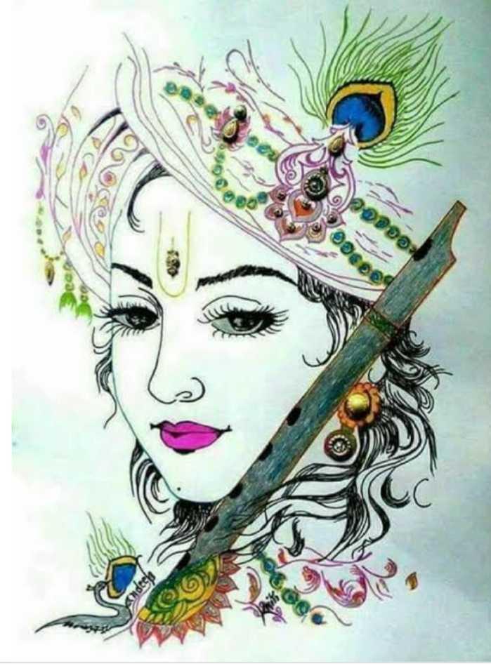 sri krishna - Co ලියමන දVG - ShareChat