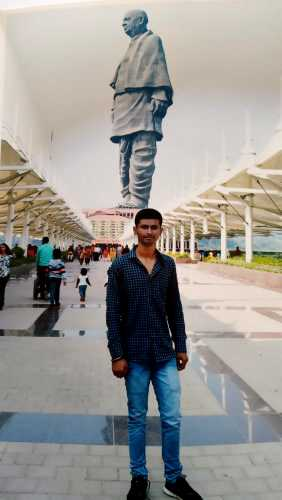 statue of unity - ShareChat