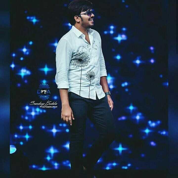 sudigali sudheer birthday - A Sandeep Evdela PHOTOGRAPHY - ShareChat