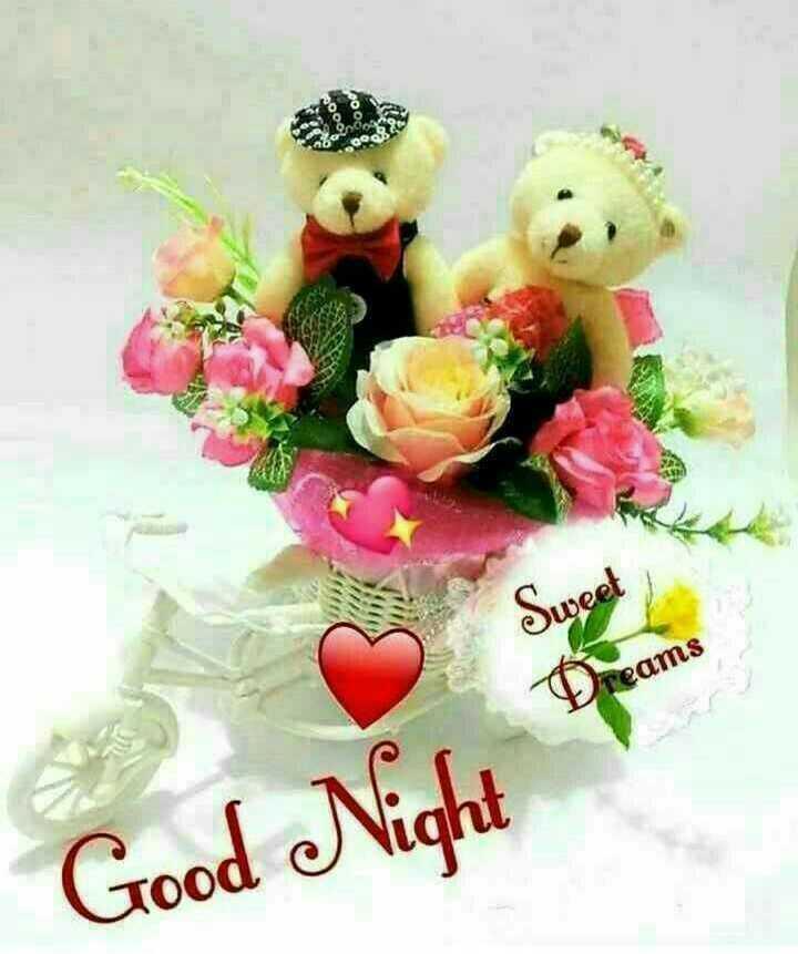 sweet vaani👉🍫🍫😋 - Sweet Dreams Good Night - ShareChat