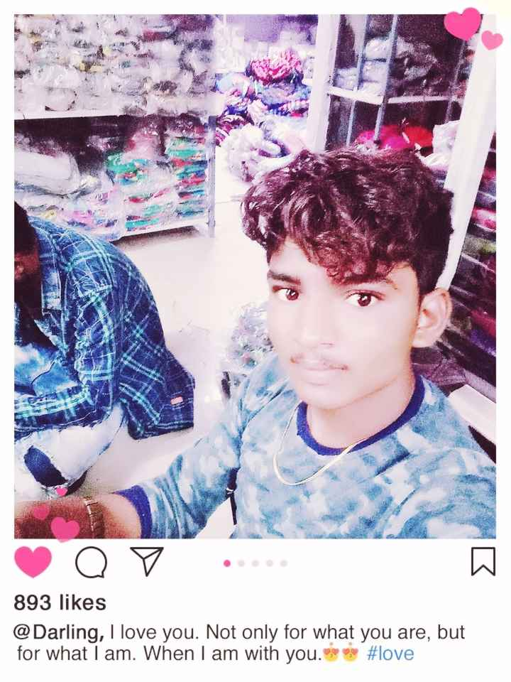 thakor - ОР 893 likes @ Darling , I love you . Not only for what you are , but for what I am . When I am with you . * * # love - ShareChat