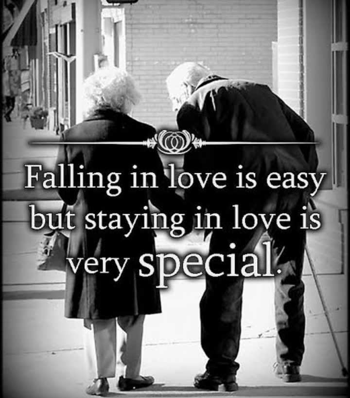 that's love - Falling in love is easy but staying in love is very special . A - ShareChat