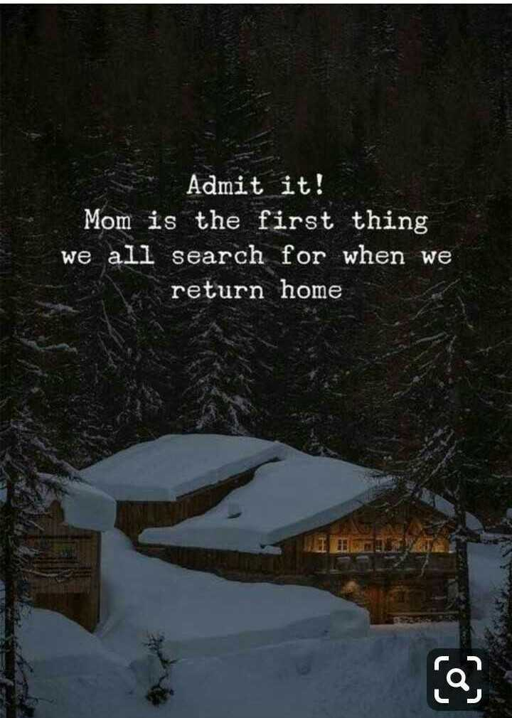 ummi istham😘😗 - Admit it ! Mom is the first thing we all search for when we return home - ShareChat