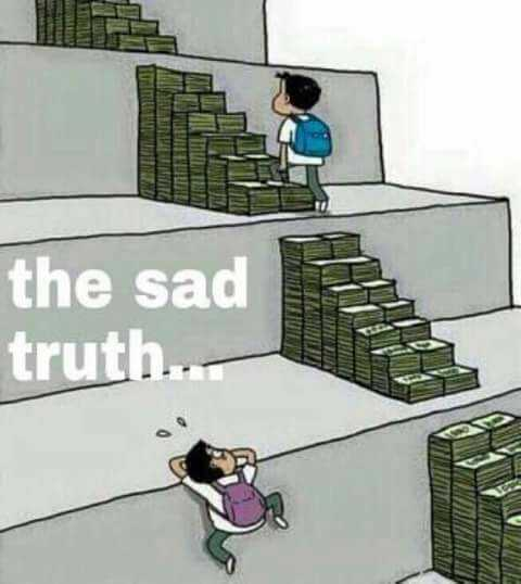 ur future in ur thoughts - the sad truth . . WA - ShareChat