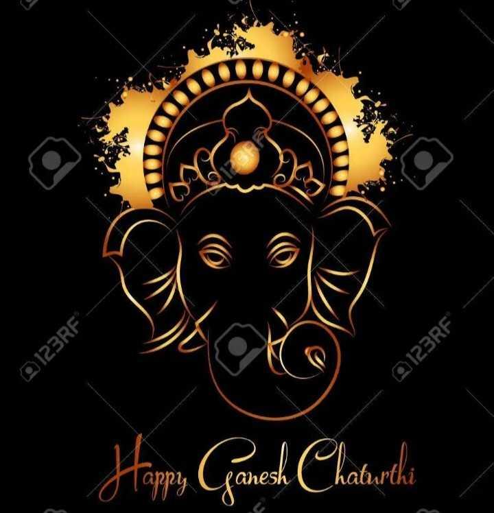 vinayaka chvithi - 123RF 0123RF Hoppa Ganesh Chaturtki panesh - ShareChat