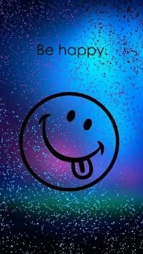 🏞wallpaper 🏞 - Be happy . - ShareChat
