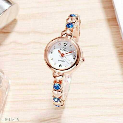 ⌚ watches & purses - KAJARU 2 QUARTZ S - 1618416 - ShareChat