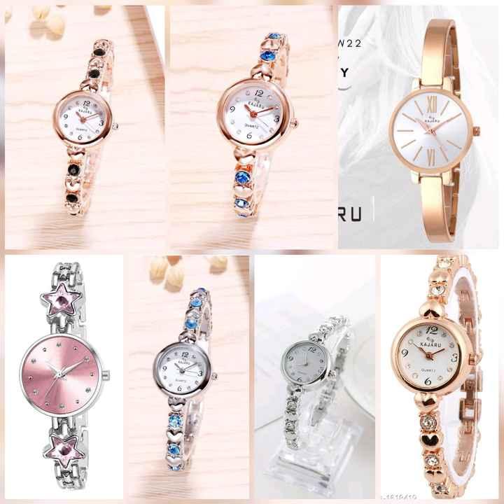 ⌚ watches & purses - N22 12 12 KAJARU > > KAJĀRU KAJARU QUARTZ QUARTZ KAJÁRU 9 QUARTZ QURT2 ETGTPATO - ShareChat