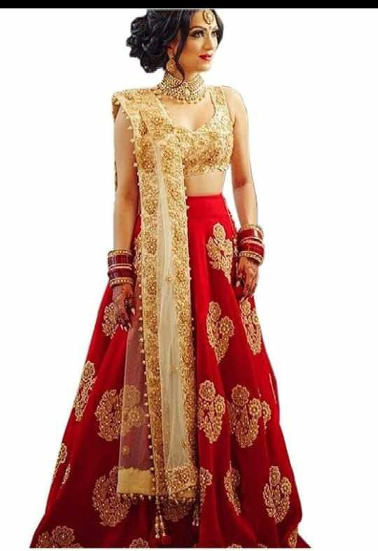 wedding lehenga - ShareChat