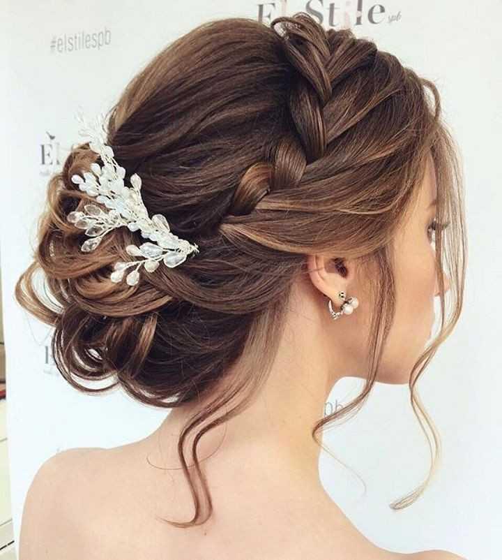 women's hair style - F St le # elstilesob - ShareChat