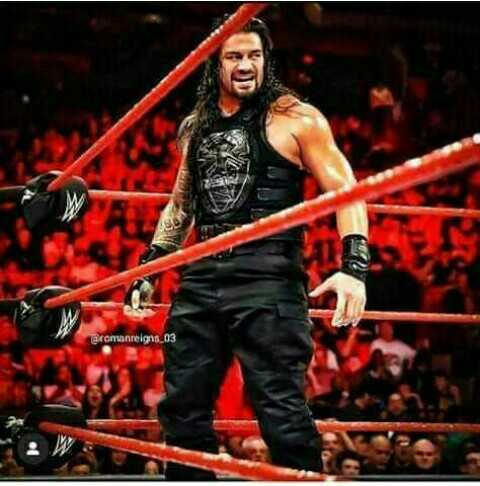 wwe roman reigns - Domanseigns _ 03 - ShareChat
